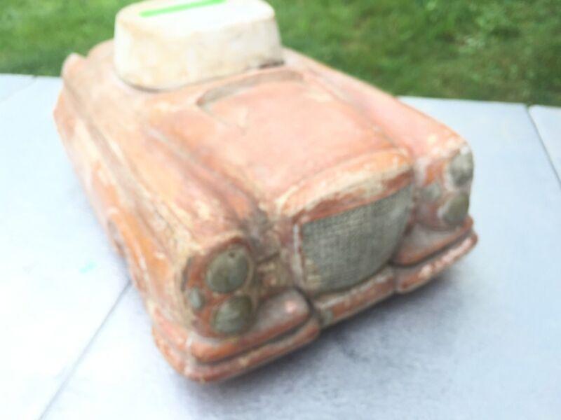 BENZ COLLECTORS- OLD - VINTAGE - MERCEDES _ Large - Cast - Molded - CAR