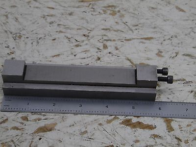 Toolmaker Machinist Tookmaking Clamp Vise Work Holder Opening 4 14