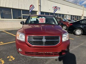 2007 DODGE CALIBER  AWD  AUTOMATIC