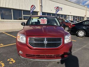2007 DODGE CALIBER  * R T *  AWD   AUTOMATIC