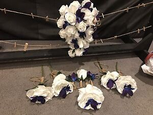 Fake Flowers - Wedding Bouquets Mulgrave Monash Area Preview