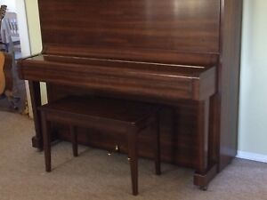 Yamaha U1 acoustic piano
