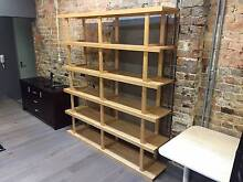 Good Condition Shelving Unit Woolloomooloo Inner Sydney Preview