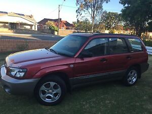2004 Subaru Forester Wagon Somerton Park Holdfast Bay Preview