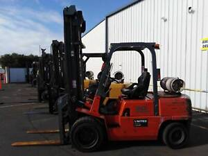 ***BARGAIN*** Be Quick... 3T Nissan LPG Forklift With Sideshift. Davenport Bunbury Area Preview