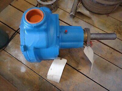 Nordberg 5942-0079 Lubrication Pump New 1-716 Shaft 38 Keyway