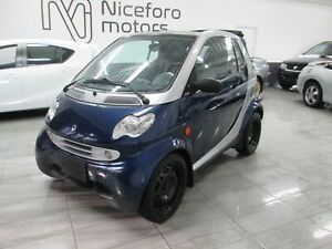 2005 Smart Fortwo pure convertible diesel