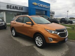2018 Chevrolet Equinox True North AWD w/Traffic alert