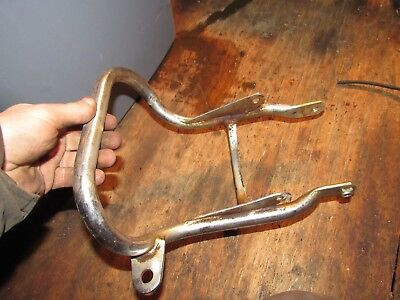 1985 suzuki lt125 rear grab rail bumper