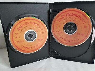 Harvey Birdman: Attorney At Law Volume 1 2 DVD 4 Disc Set ADULT SWIM