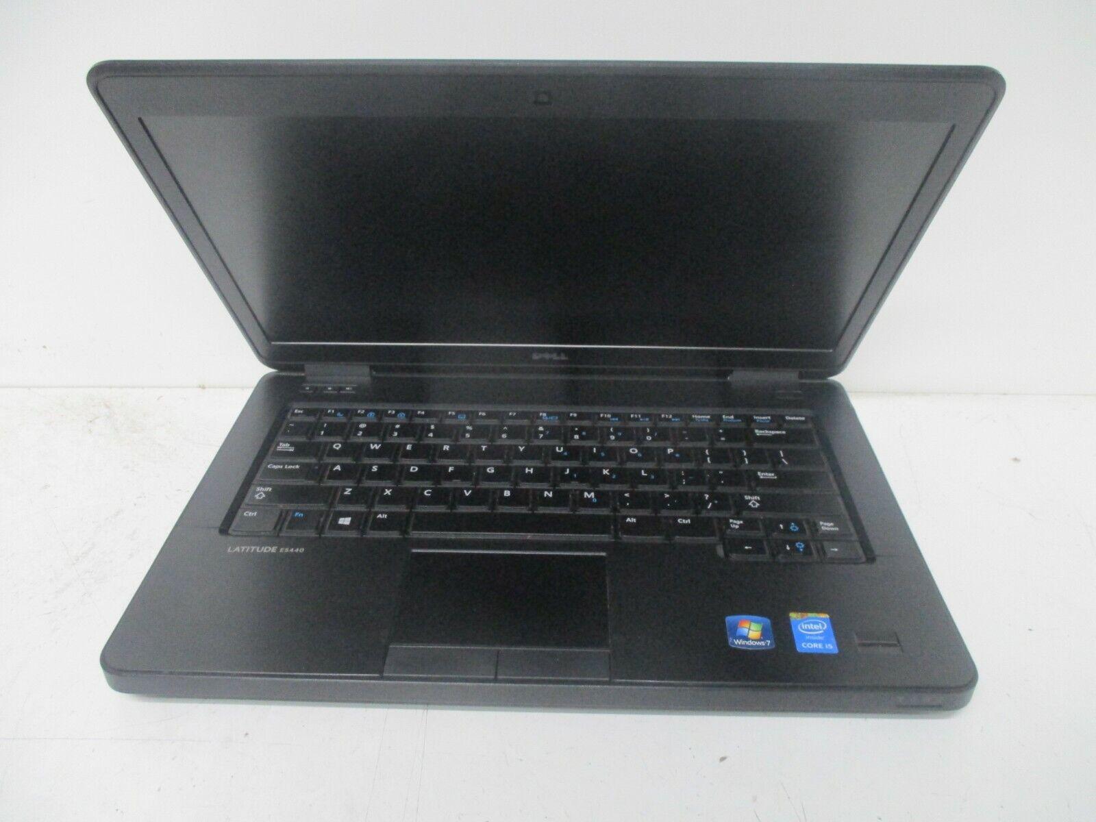 Dell Latitude E5540 Intel Core i5(4200U) 4GB DDR3L No OS-No HDD BIOS Locked 5878
