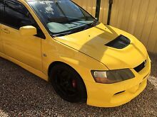 Mitsubishi EVO 7 Canley Heights Fairfield Area Preview