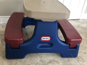 Little Tykes play/picnic table