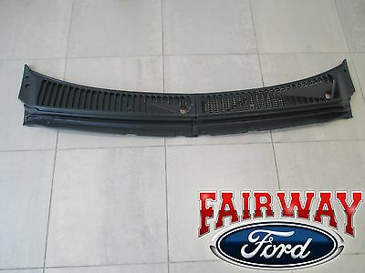 99 thru 07 F250 F350 F450 OEM Genuine Ford Parts Cowl Panel Grille RH & LH PAIR for sale  Canfield