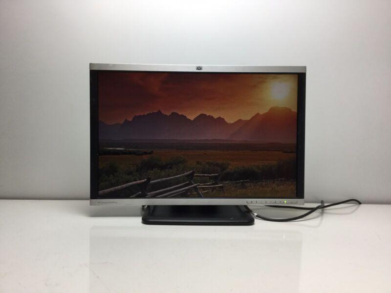HP Compaq LA2205wg 22 LCD Monitor USB 1680 x 1050 - Grade B
