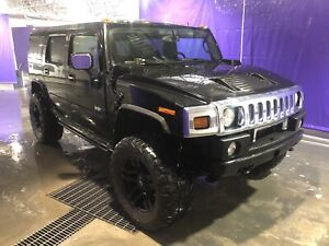 2005 Hummer H2 lifted! Huge! Very rare! Low km! New pics!!