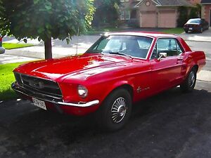 1967 Ford Mustang - Classic Car
