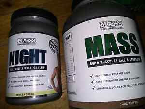 Max set of protein powder NEW UNOPENED Whyalla Whyalla Area Preview