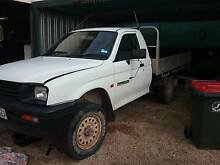 1996 mitsubishi ute Yorketown Yorke Peninsula Preview