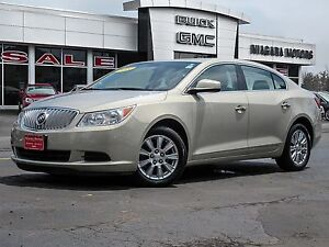 2010 Buick LaCrosse CXL V6 - ** ONE OWNER! Purchased, serviced A