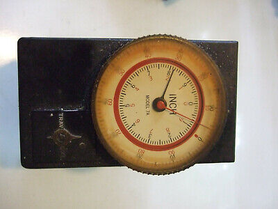 Southwestern Industries Trav-a-dial 7a Indicator Includes Br-17j Mntg Bracket