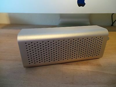 Spectech Aluminum Bluetooth Wireless Speaker System Rose Gold