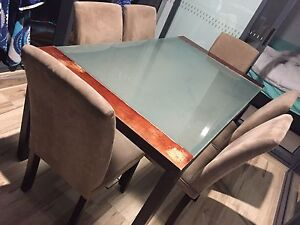 Dining Table And Chairs For Sale 120 ONO