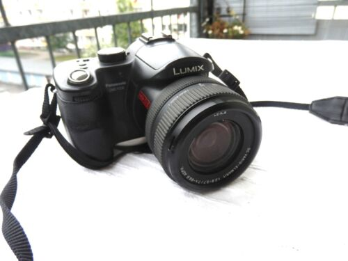 Panasonic Lumix DMC-FZ30 Digitalkamera + Extras