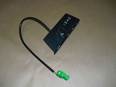 VOLVO 940 960 S90 V90 Driver Side / Left Front Power Seat Switch 3539001 9148751