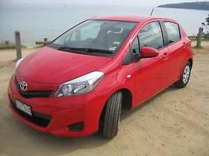 2013 Toyota Yaris Hatchback Rosebud West Mornington Peninsula Preview
