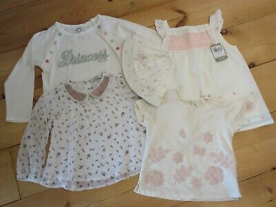 BNWT Baby Girls Age 18 - 24 Months Spring / Summer Bundle 5 items GAP TU Zara