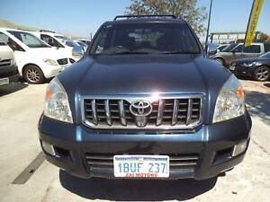 2004 Toyota LandCruiser Wagon GXL AUTO 8 SEATER $15990