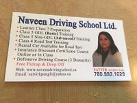 The Best Driving Lessons (780) 993 1029