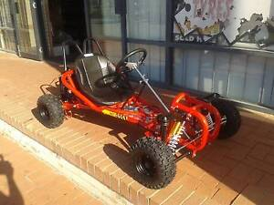 2017 NEW MODEL 6.5HP SLIDER GOCART 200CC FOOT CONTROL FRONT SHOCK Malaga Swan Area Preview