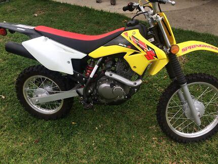 Suzuki DRZ-125 Victoria Point Redland Area Preview