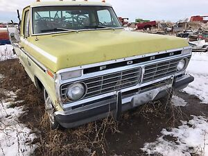 1974 ish Ford XLT 390  GOOD RARE PARTS
