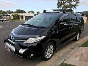 2009 Toyota Tarago Wagon Burleigh Waters Gold Coast South Preview