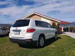 2010 Toyota Kluger 7 seater auto Old Beach Brighton Area Preview