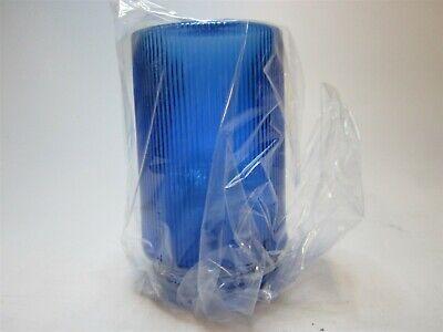 Cooper Tp7469 Blue Vapor Proof Fixture Industrial Lighting Globe 60 Watt