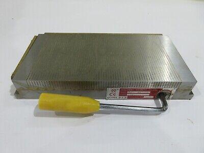 Savon 6 X 12 Permanent Magnetic Chuck Fine Pole