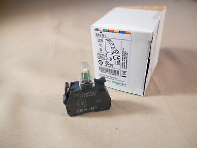 Schneider Zbvb1 Led Light Module Nib