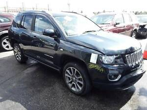 Wrecking 2014 Jeep Compass Keilor East Moonee Valley Preview