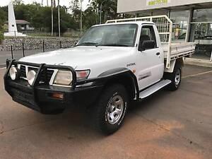 Nissan Patrol 4.2 Turbo Diesel Tipper Nambour Maroochydore Area Preview