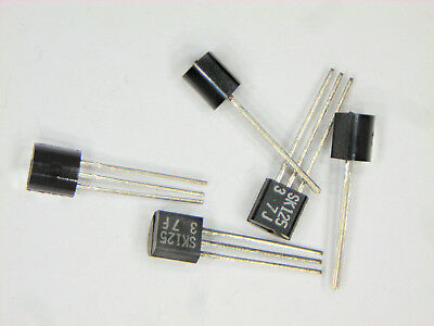 2sk125 Original Sony Fet Transistor 2 Pcs