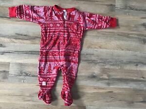 Pyjama Noël Souris Mini grandeur 3-6 mois