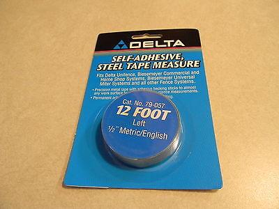 Deltabiesemeyer 79-057 12 Lh Tape 12 Menglish Markings