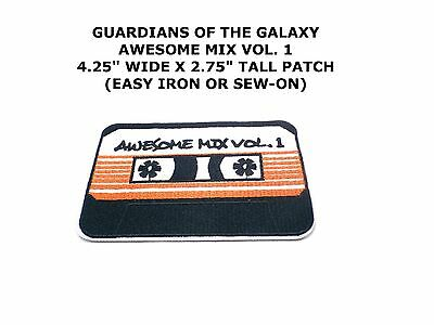 GUARDIANS OF THE GALAXY RETRO,CAPTAIN AMERICA, MARVEL COMICS PATCH  SUPERHERO