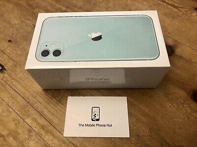 BRAND NEW Apple iPhone 11 128GB A2221 GREEN (FACTORY UNLOCKED) APPLE WARRANTY