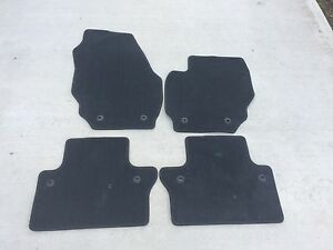 Factory fitted floor mats for 2011 Volvo XC70 - unused