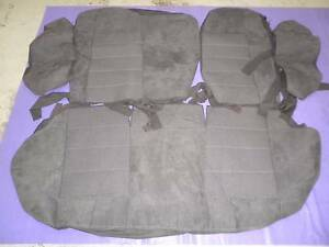 CUSTOM FIT BA/BF FALCON REAR SEAT COVERS Eden Hill Bassendean Area Preview
